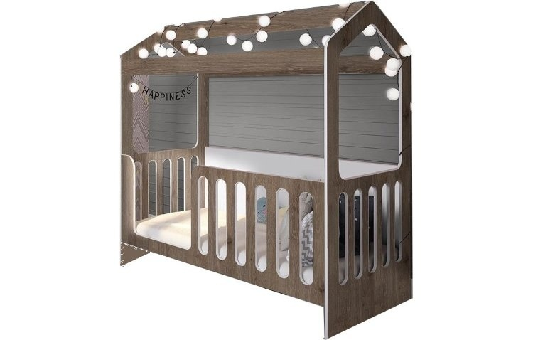 Идеальная кровать для ребенка, какая она?